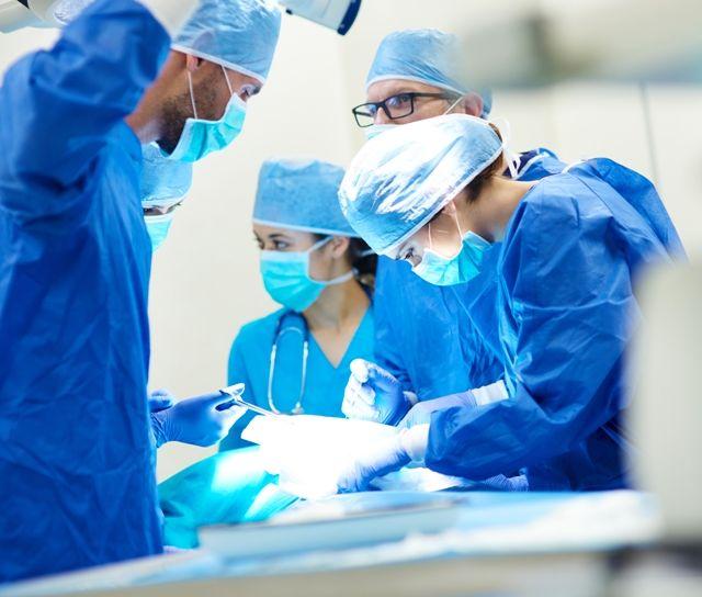 Хирургическая операция при ВПЧ 52 типа
