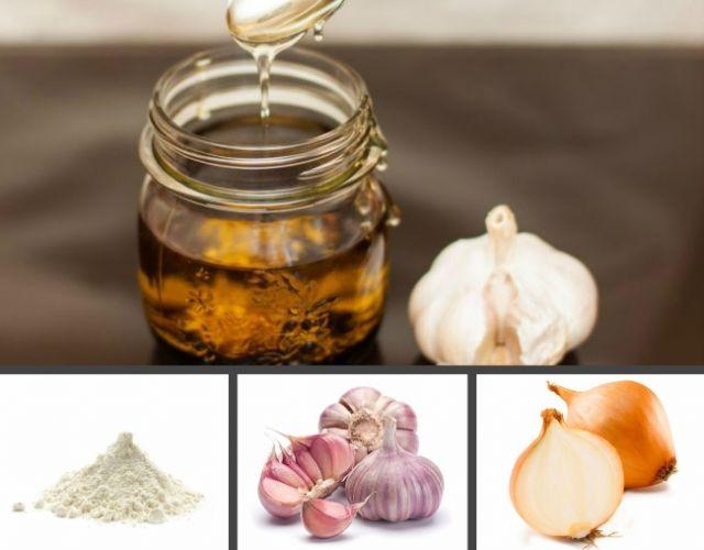 Народные средства с яблочным уксусом от папиллом