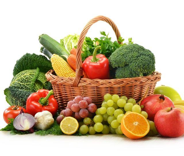 Фрукты и овощи для укрепления иммунитета
