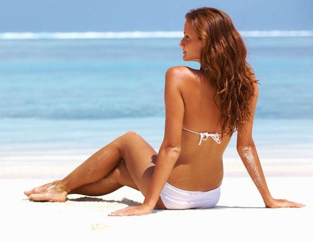Злоупотребление солнечными ваннами как причина роста папиллом