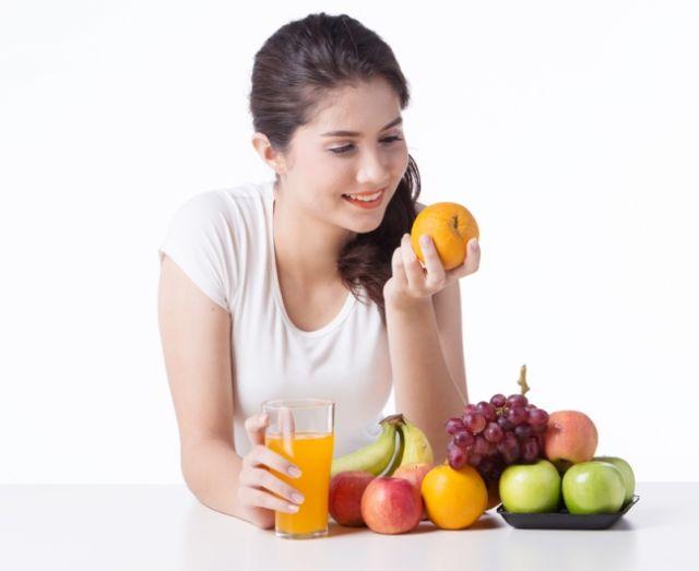 Употребление в пищу фруктов