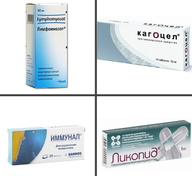 Препараты для лечения папилломы на внутренней стороне щеки
