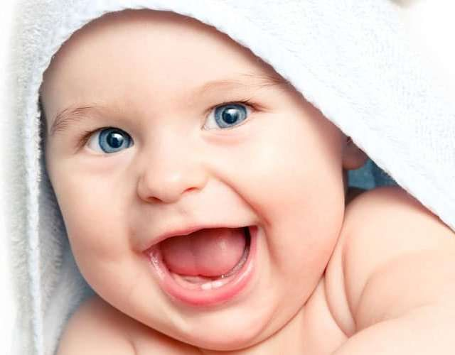 Папиллома на ухе у новорожденного