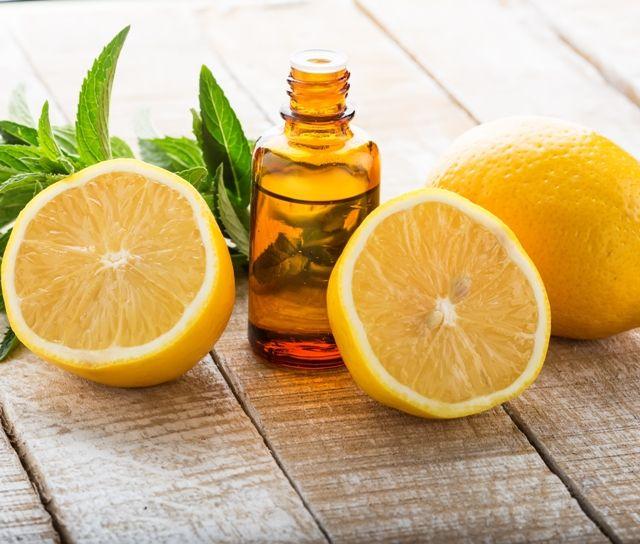 Лимонное масло при папилломах на ушах у новорожденного