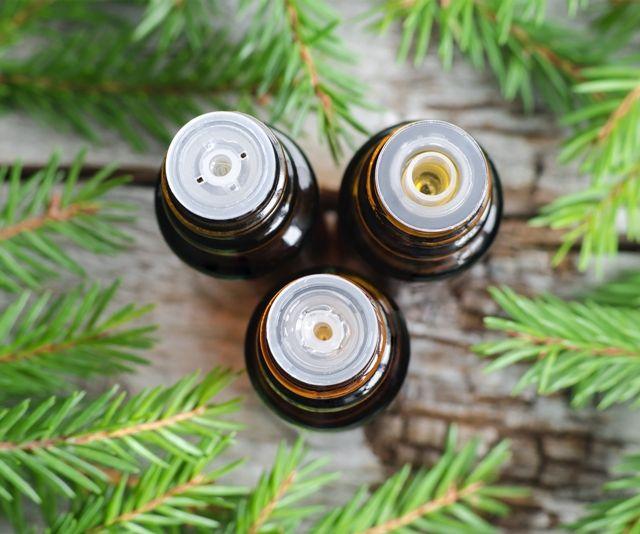 Масло пихты для лечения папиллом на локтях