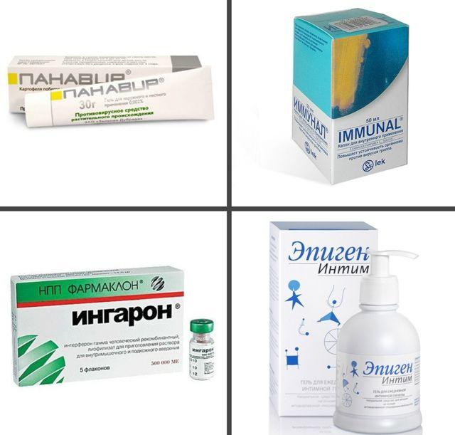 Препараты для лечения папиллом уретры у женщин