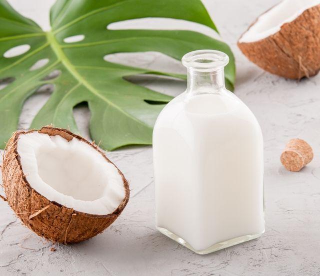 Кокосовое масло от бородавок на шее
