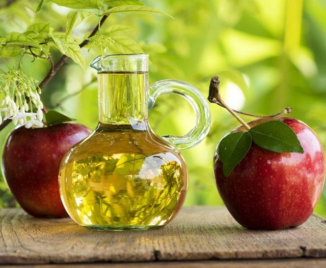 Яблочный уксус от бородавок 24